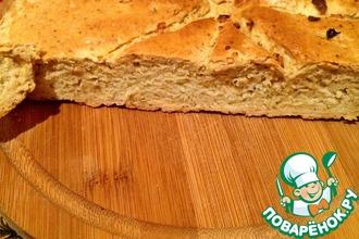 Рецепт: Австралийский бездрожжевой быстрый хлеб Дампер