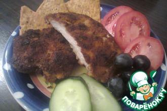 Рецепт: Отбивные из курицы
