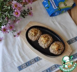 Baked meatballs in Kharkiv