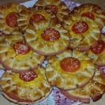 Мини-пиццы Для дочурки