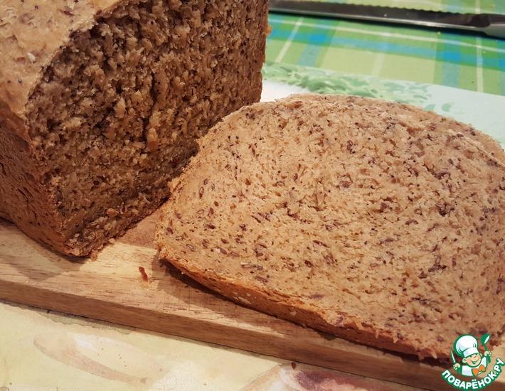 Рецепт: Хлеб из топора