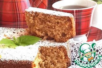 Рецепт: Шотландский овсяный пряник Паркин
