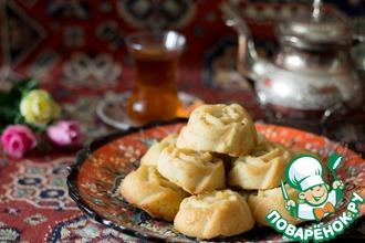 Рецепт: Турецкое пирожное Аджва