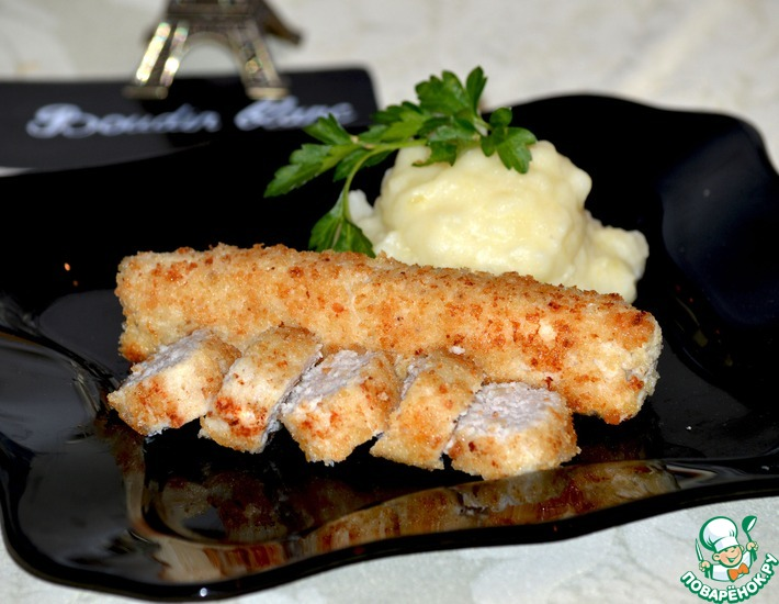 Рецепт: Белые колбаски