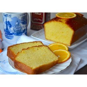 Апельсиновый кекс от Пьера Эрме