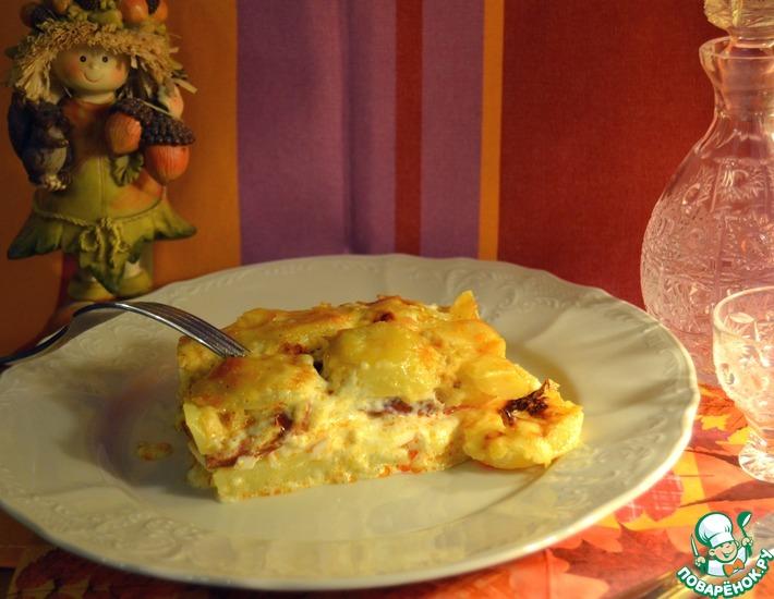 Рецепт: Картофель по-французски на словацкий способ