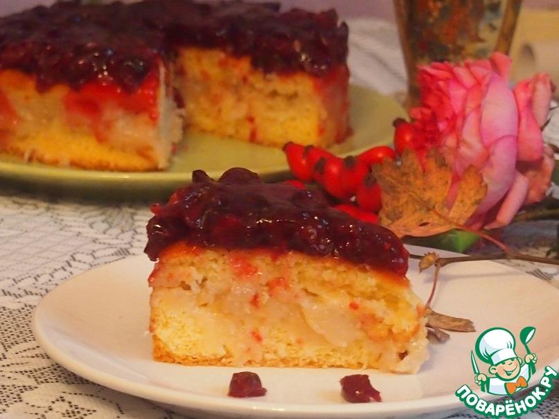 Осенний торт