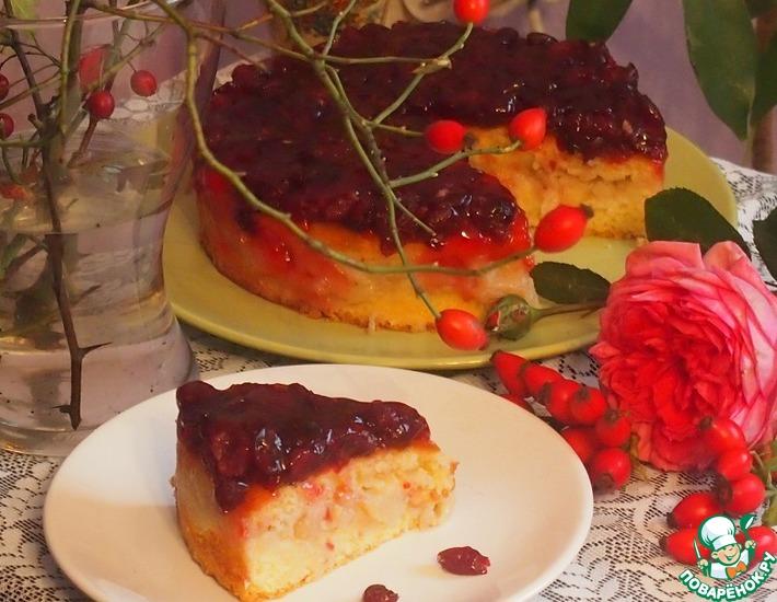 Рецепт: Осенний торт
