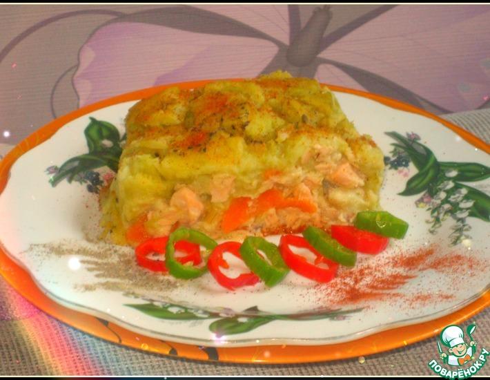 Рецепт: Рыбный пирог от Джейми Оливера