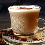 Крем-кофе по-французски с ликёром