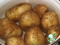 Хрустящая картошка Бравый солдат ингредиенты