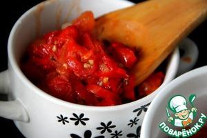 Пиперада – кулинарный рецепт