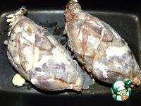 Петушки на канапе ингредиенты