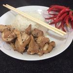 Курица по-сычуаньски китайская