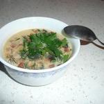 Луковый суп-пюре