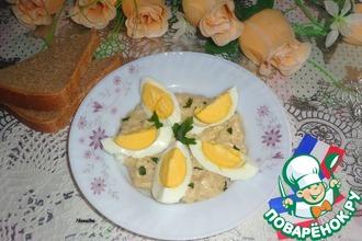 Рецепт: Яйца Со всей душой