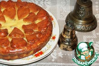 Рецепт: Пирог Сердечный