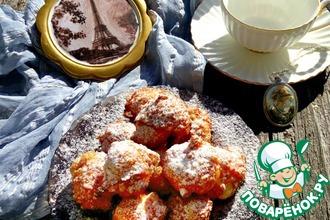 Рецепт: Пончики Бенье
