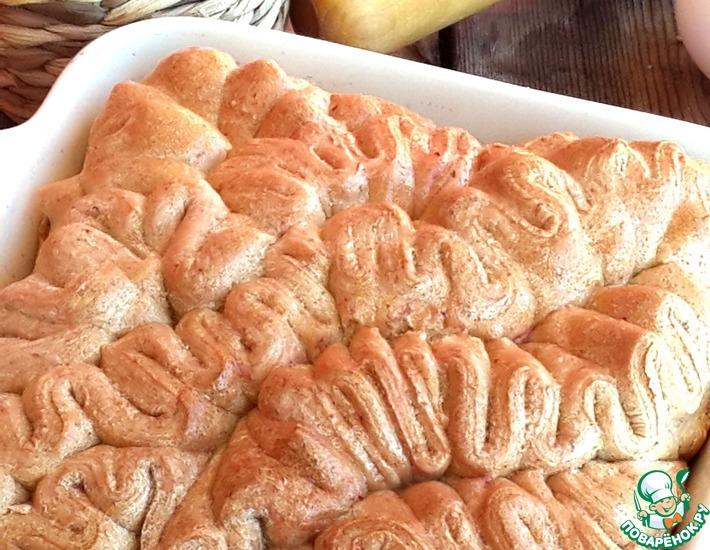 Рецепт: Хлеб Телячьи мозги