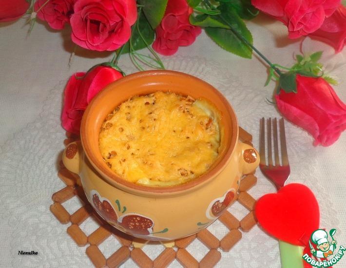 Рецепт: Кассероль с рисом и брокколи