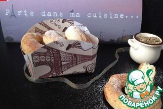 Рецепт: Пончики из Альби