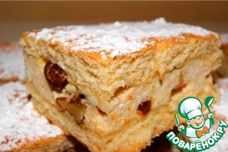 Рецепт: Румынский пирог