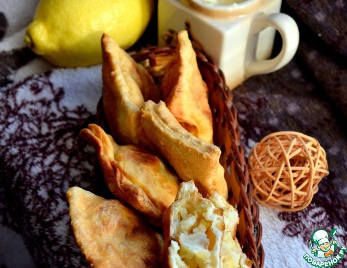 Рецепт: Картофельные туртоны