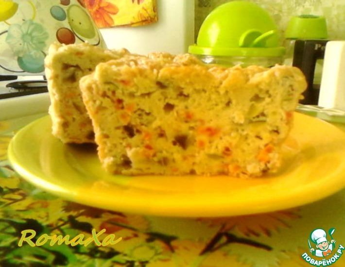Рецепт: Дачный хлеб-кекс