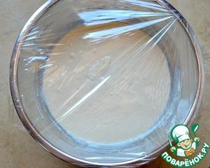 Постные оладьи-пышки – кулинарный рецепт