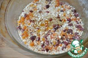 Запечённые мюсли от Юлии Высоцкой – кулинарный рецепт