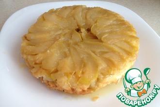 Рецепт: Пирог с грушами