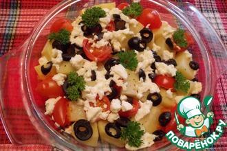 Рецепт: Картофель по-хорватски