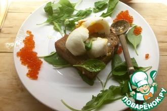 Рецепт: Яйца Бенедикт