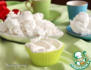 Meringue Magic without whipping