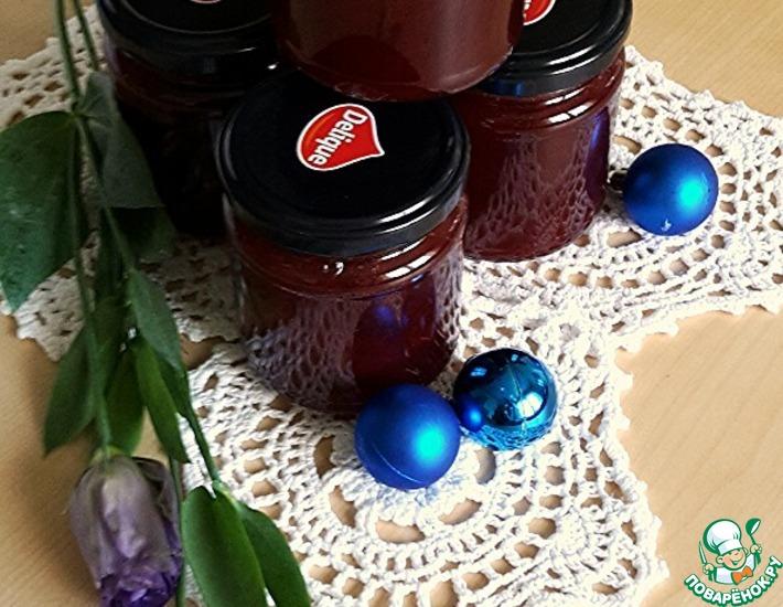 Рецепт: Джем Рождественская слива