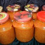 Заготовка из помидоров Заманиха