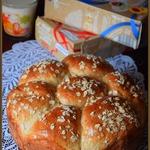 Отрубной хлеб Ромашка