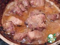 Свиные ребрышки в духовке ингредиенты