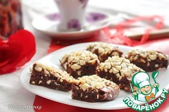 Рецепт: Пряный шоколадный кекс в СВЧ