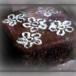 Торт шоколадный Пеле