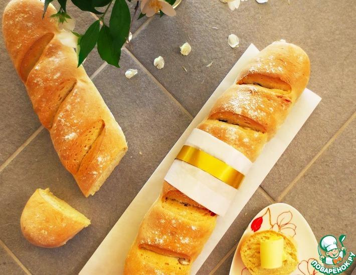 Рецепт: Французский багет