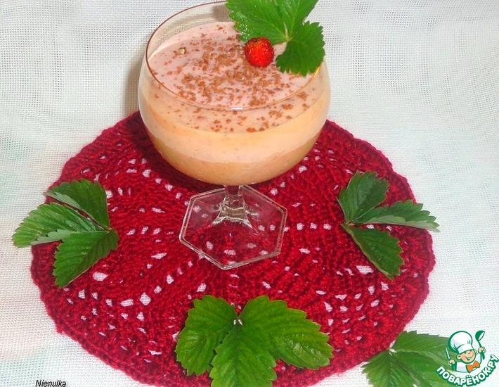 Рецепт: Землянично-нектариновый смузи