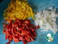 Суккоташ с овощами ингредиенты