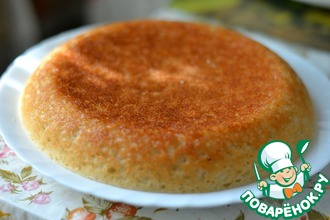 Рецепт: Рисовый хлеб в мультиварке без глютена