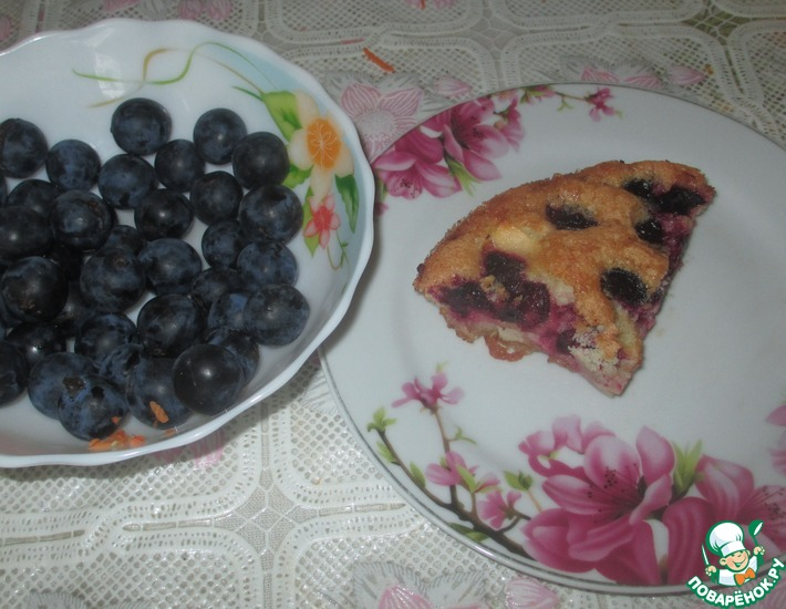 Рецепт: Пирог Терновое чудо