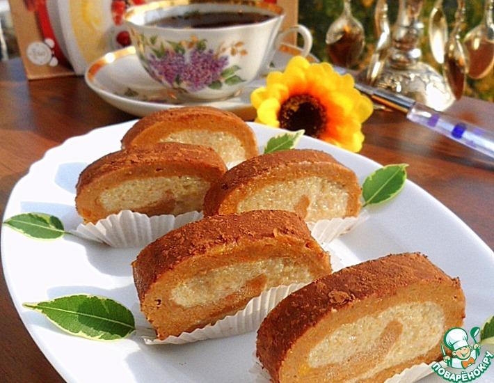 Рецепт: Конфеты пшенно-абрикосовые с орехами