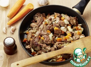 Паштет из индейки с пряным абрикосовым желе – кулинарный рецепт