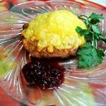Блюдо-закуска Ласточкино гнездо