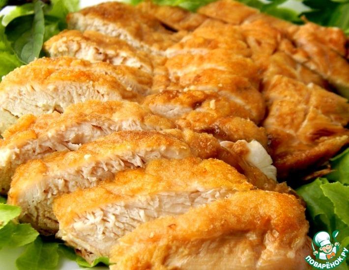 Рецепт: Курица Моментальная