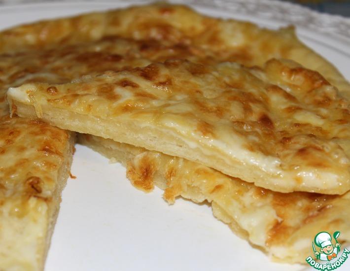 Рецепт: Хачапури